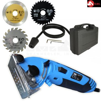 As Seen on TV Amazing All-in-one Mini Circular Saw (BLue)