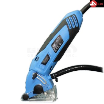 As Seen on TV Mini Amazing Circular Multi Cutting Roto All-in-one Razer Saw (Blue) - 3
