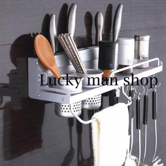 AS SEEN ON TV Multifunctional Kitchen Storage Rack Wall Bracket