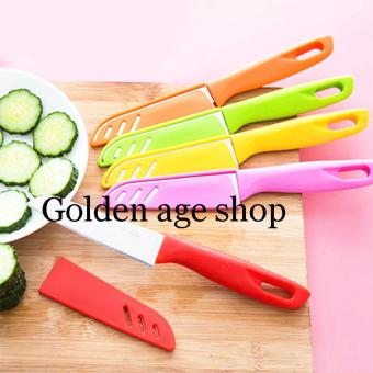 AS SEEN ON TV Sphere Home Superior Quality 5 Pcs Knife Set(Multicolor)