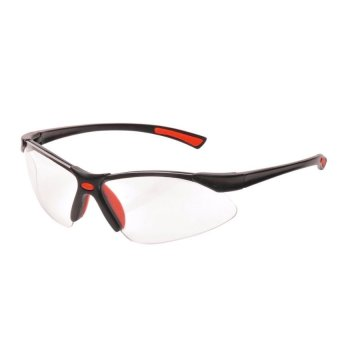 Astro 91269 Safety Spectacles Sporty Goggles Glasses Eyewear(Clear) ANSI