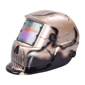Auto Darkening Welding Helmet Helmets Mask UV Protection IRProtection 8Styles - intl Price Philippines