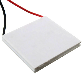 Autoleader Thermoelectric Power Generator Peltier Module TEG 40*40mm High Temperature 150?