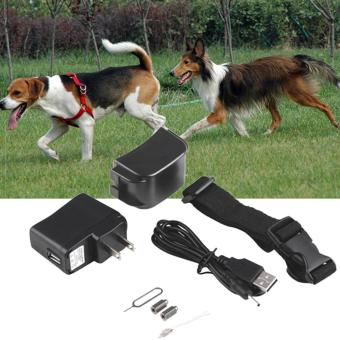 Automatic No-Barking Control Anti Bark Shock Collar Rechargeable Waterproof - 3