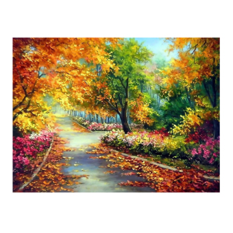 Autumn Scenery 5D Diamond DIY Painting Craft Kit Home Decor Price Philippines