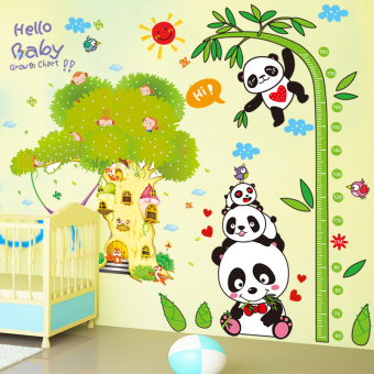 Baby Room Decorative Sticker wall adhesive paper