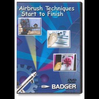 Badger 150-7 Air Brush - 2