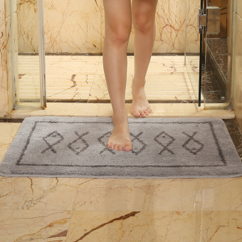 Bathroom bathroom kitchen slip mat rug doormat