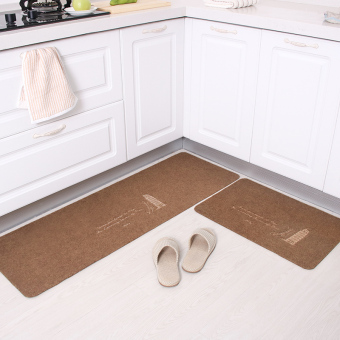 Bathroom kitchen Oil Resistant rug mat