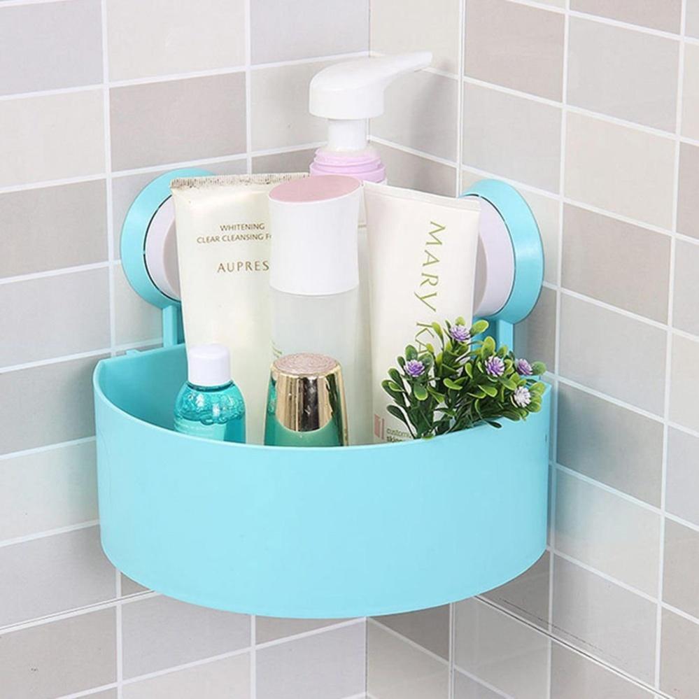 Philippines | Bathroom Kitchen Plastic Shower Suction Cup Corner ...
