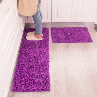 Bathroom slip doorway absorbent doormat mat