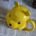 Bear Whinnie the Pooh cartoon with lid milk mug cup