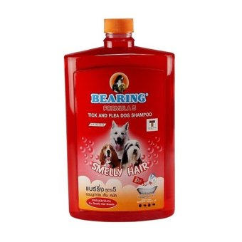Bearing Tick And Flea Smelly Hair Dog Shampoo (300ml)