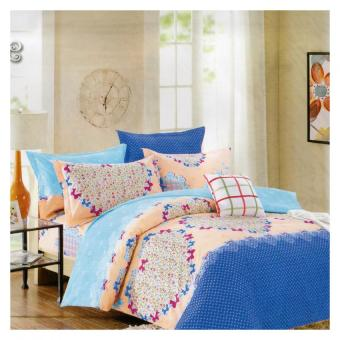 Bedtime Bedsheet 3 Piece Set (Alice)