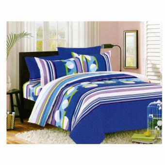 Bedtime Bedsheet Double Size 3 Piece Set - 4