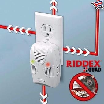 Best Anti Pest At Home Riddex Quad - 3