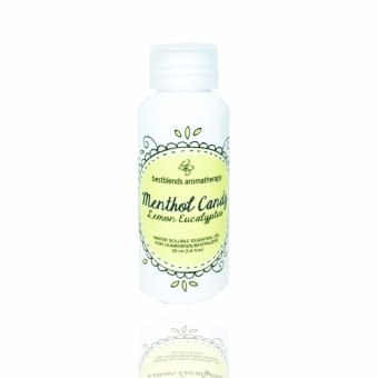 Bestblends Aromatherapy Menthol Candy (Lemon Eucalyptus) WaterSoluble Scent