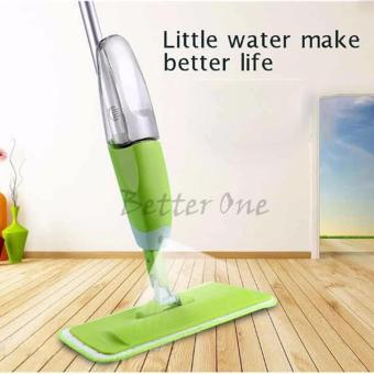Better One New Water Home Spray Mop (Green)