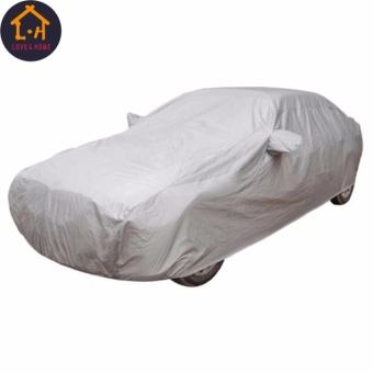 Better One Waterproof Lightweight Nylon Car Cover for Sedan Cars