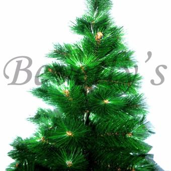 Beverly's Christmas Tree 210S 6ft (Dark Pine and Light Pine Green) - 2