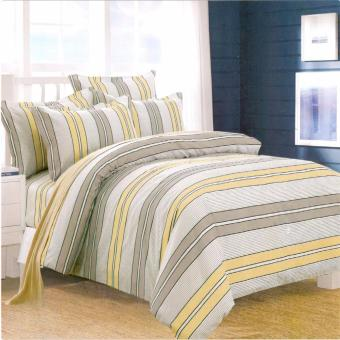 Beverly's Limited Edition Linen Collection Bedsheet Set of4(BBL-1605)Queen
