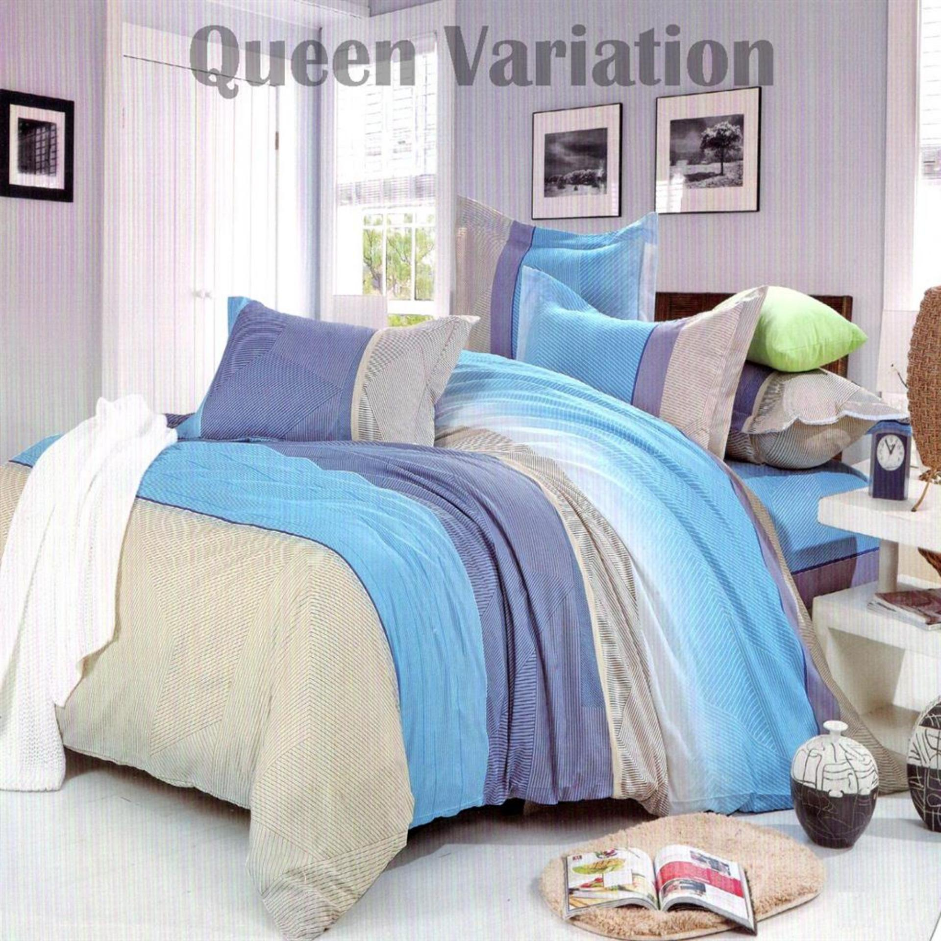 Beverly's Linen Collection Bedsheet Set of 3(BBL-007)Queen