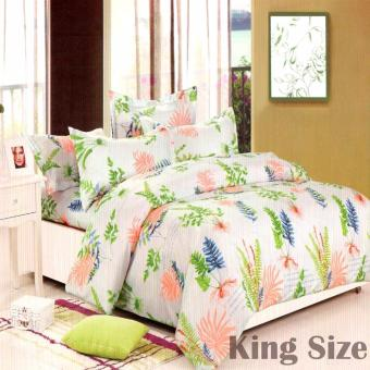Beverly's Special Linen Collection Bedsheet Set of 3(BBL-012)King