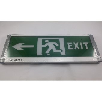 Big Lite Exit Signage Z01GTE3 Modern LED Lighting