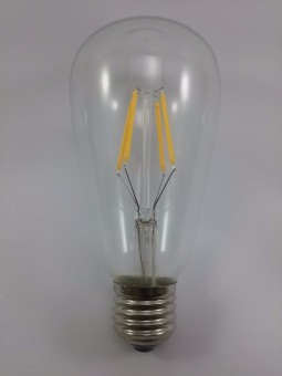 Big Lite LED Filament Bulb ST64A 4W WW Modern Lighting Price Philippines