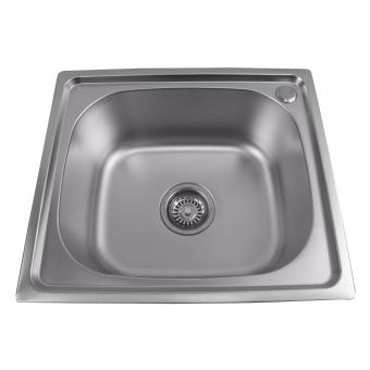 How To Buy B I T Stainless Steel Single Tub Kitchen Sink 45x39x20 ...