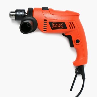 Black & Decker HD555KMPR Hammer Drill 13mm DIY Set