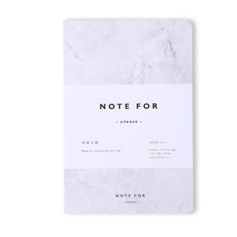 Blank Paper Diary Sketchbook School Study Notebook Journalgift 2# -intl