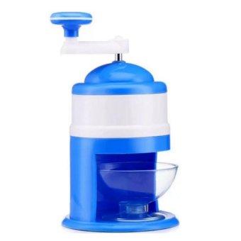 Blue Idea Portable ICE Crusher (Snow Cone Machine) - 2
