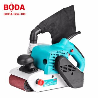 Boda BS2-100 1400W Electric Belt Polishing Grinding Sander Machine Price Philippines