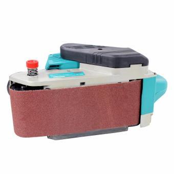 BODA BS2-100 1400W Electric Belt Polishing Grinding Sander Machine (Blue) - 5