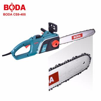 BODA CS9-405 Electric Woodworking Logging Chainsaw (Blue)