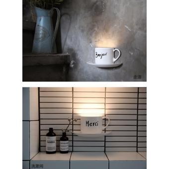 Bonjour Tea Cup LED USB Rechargeable Night Light - 4