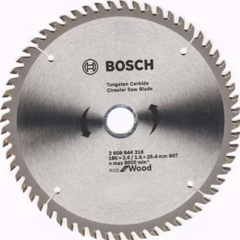 "Bosch Circular Saw Blade ECO 7"" x 60T for Wood Price Philippines"