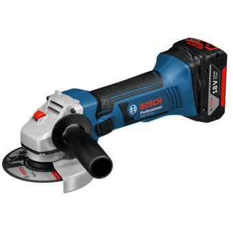 Bosch Cordless Angle Grinder GWS 18 V-Li SOLO (w/o Battery and Charger)