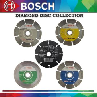 Bosch Diamond Disc Collection Price Philippines
