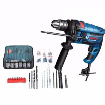 Bosch Electric Impact Drill GSB 16 RE + 100pcs accessories06012281K2 Price Philippines