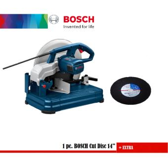 BOSCH GCO 200 CUT OFF MACHINE with 1 pc. Extra Blade