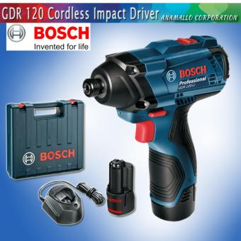 Bosch GDR 120 Cordless Impact DRIVER