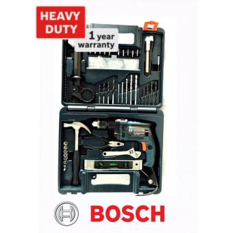 Bosch GSB 13 RE Impact Drill 600W DIY Tool Set Professional (Blue)