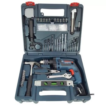 bosch gsb 13 re impact drill with hand tools lazada ph. Black Bedroom Furniture Sets. Home Design Ideas