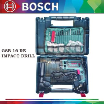 Bosch GSB 16 RE Impact Drill Wrap (Blue/Black) Price Philippines