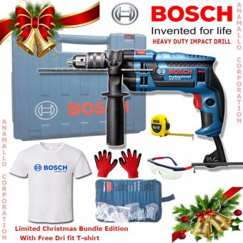 Bosch GSB 16 RE Impact Drill Wrap (Blue/Black)