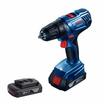Bosch GSR 180 Li Professional 18 V Lithium Ion Cordless Drill /Driver with 2 pieces 1.5 Ah Batteries Power Tool