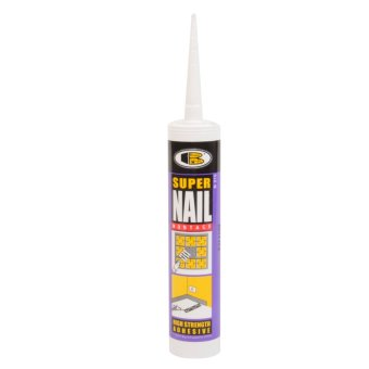 Bosny Super Nail (White) Price Philippines