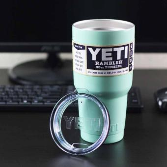 BSRP Yeti Rambler 30oz Coffee Mug Tumbler B1 (Mint Green)